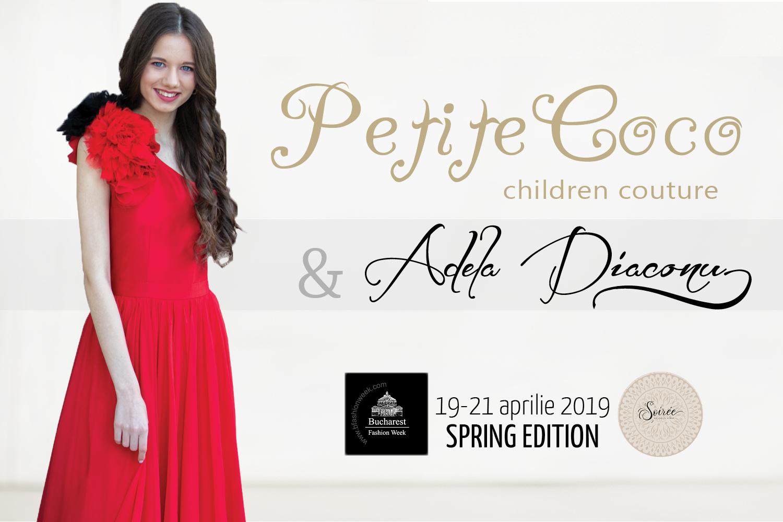 Afis colectie Petite Coco & Adela Diaconu (2)